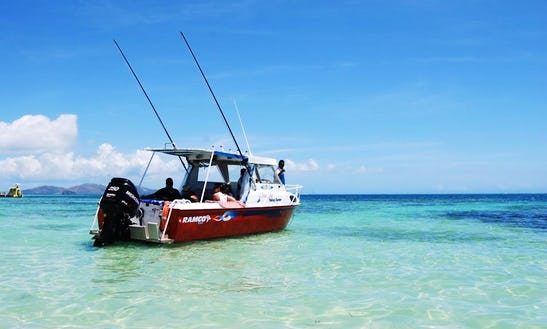 Fishing Charter In Denarau Island
