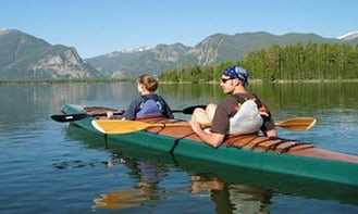 Double Kayak Lessons & Tours in Wellington