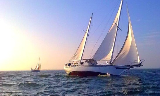 Sailing Gulet Charter In Zadar