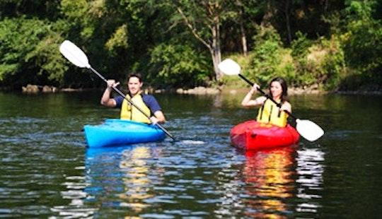 Single Kayak Rental In Bethel, New York