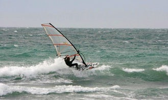 Windsurf Board Rental and Lessons in Anapa