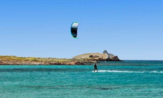 Learn Kiteboarding In Lesvos