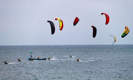 Kiteboarding Lesson In Manabí