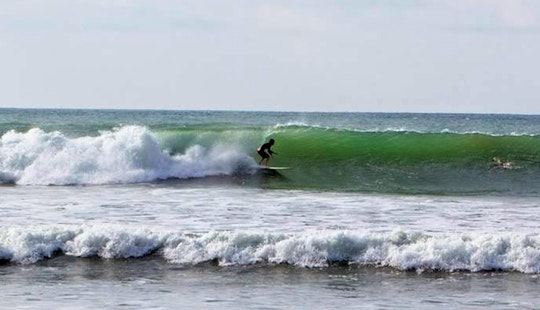 Surfing Lesson & Rental In Manabí