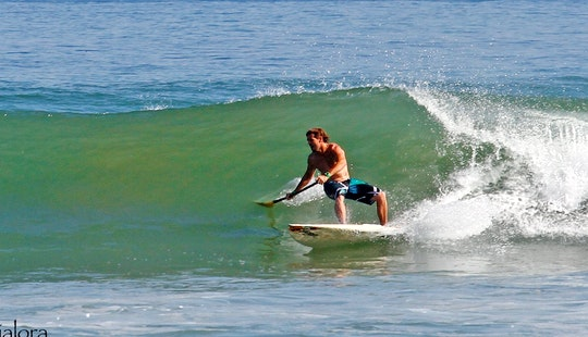 Stand Up Paddleboard Lesson And Rental In Manabí, Ecuador