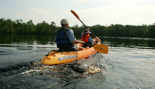 Hire A Malibu Two Xl Sea Kayak For 2 Person In Peterborough, Uk