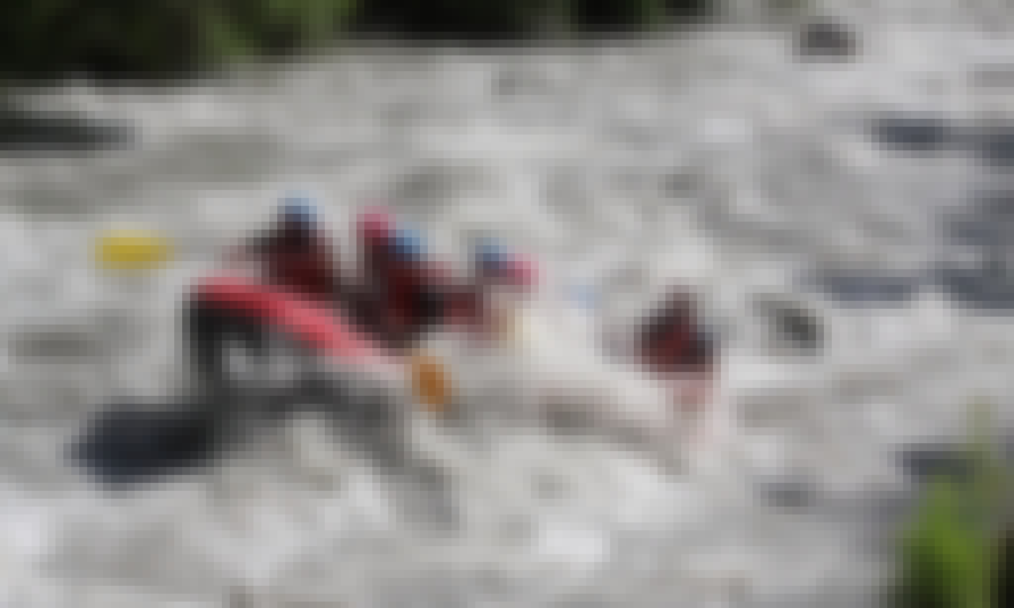 Rafting Lesson in Bourg-Saint-Maurice