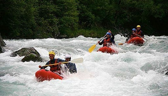 Canoeing Tour In Bourg-saint-maurice