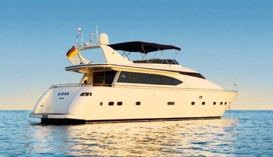 Maiora 25 - Nican Power Mega Yacht Charter In Pula