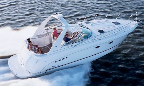 Charter The Chaparral Signature 350 Motor Yacht In Lewisville, Texas