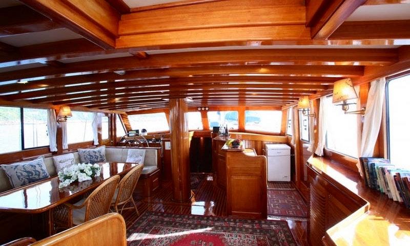 Kaya Guneri 3 Turkish Gulet Charter In Bodrum Getmyboat