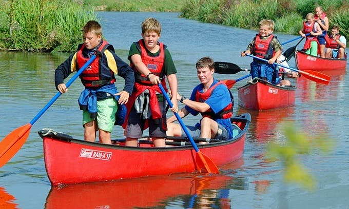 Canoe Rental and Trips in Clare, Ireland