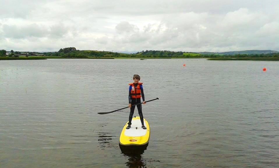 Paddleboard Rental and Trips in Clare, Ireland