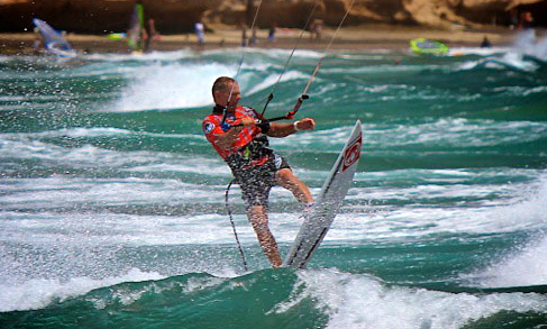 Kiteboarding Rental & Lessons In El Medano, Spain