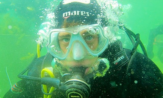 Diving Trips & Padi Courses In Wigan