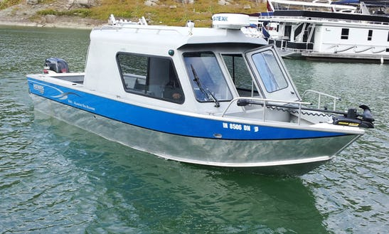 26' Hewes Craft Alaskan Hardtop Fishing Boat In Avon, Colorado