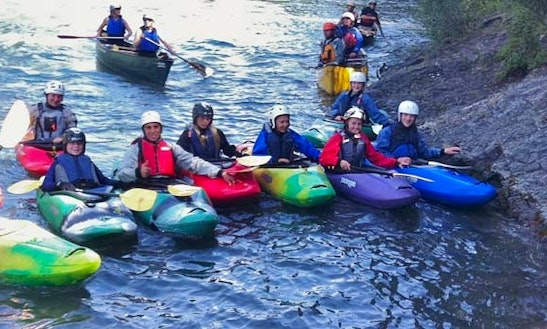 Kayak Rental And Courses In Calgary