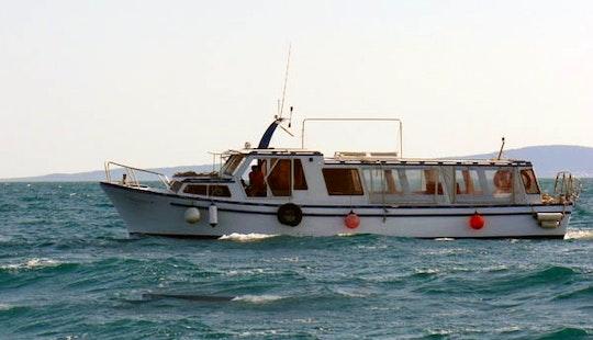 Power Boat Day Trips In Split