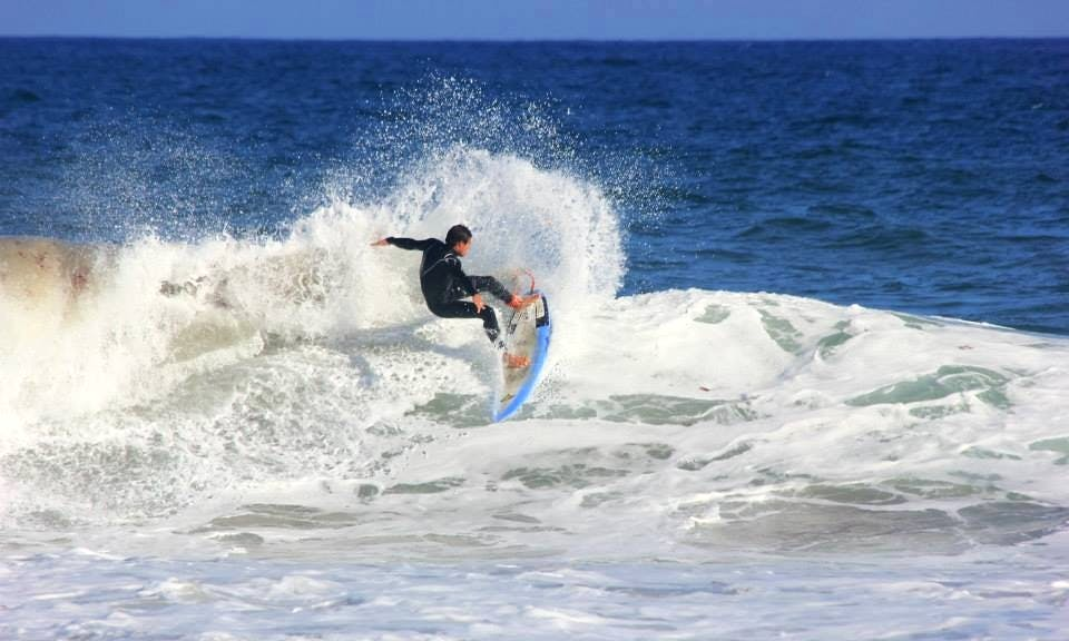 Surfing Lessons and Hire in Póo