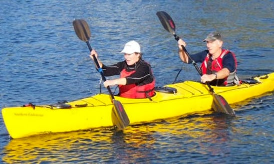 Double Kayak Tour In Cornwall-on-hudson