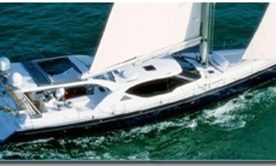 'bliss'cruising Monohull Charter In Airlie Beach