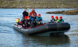 Learn Scuba Diving In Alaska