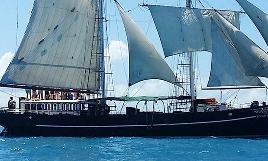 'solway Lass' Tall Ship Carter In Airlie Beach
