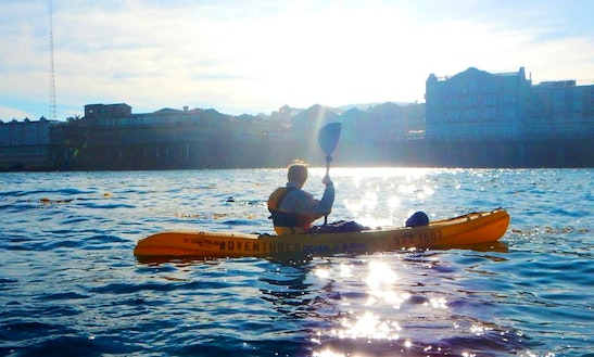 Single Kayak Rental In Monterey