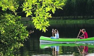 Wildlife Canoe Tour In Rovaniemi