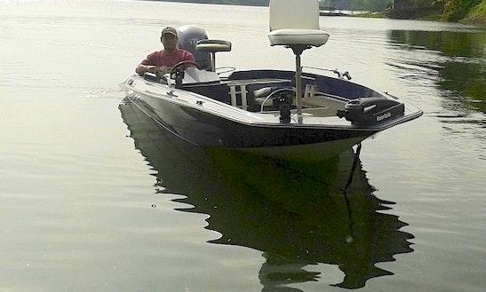 Bayboat Fishing