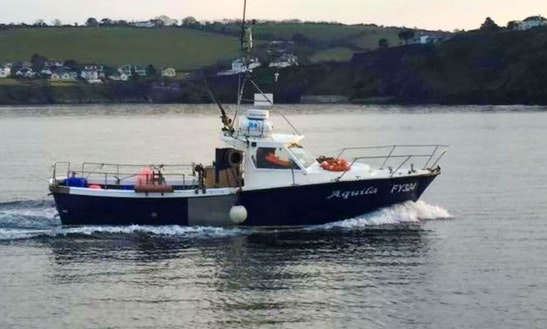 Aquila Fliv Fishing Trips In Mevagissey