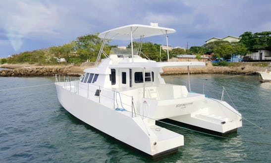 37' Evercat Catamaran Power Yacht In Lapu-lapu City