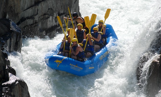 Rafting Trips In Three Rivers