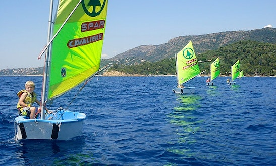 Private Sailing Lesson In Le Lavandou, France