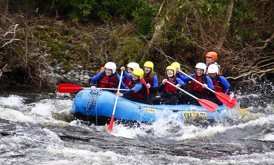 Rafting In Ballinluig