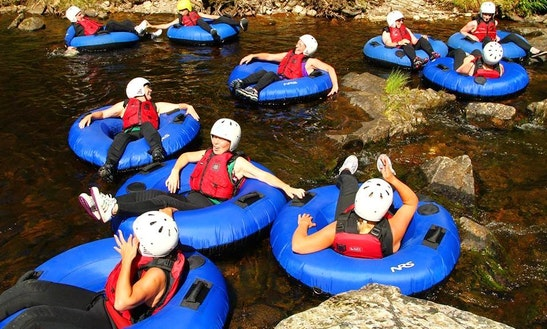 River Tubing In Ballinluig