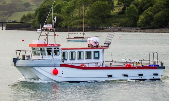 'loch An Iasc' Fishing Charter In Cork Ireland