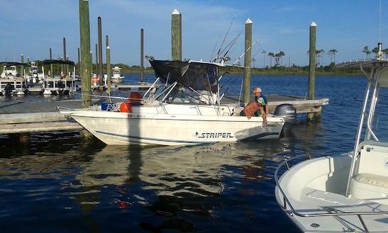 Fishing Charter In Gulf Breeze