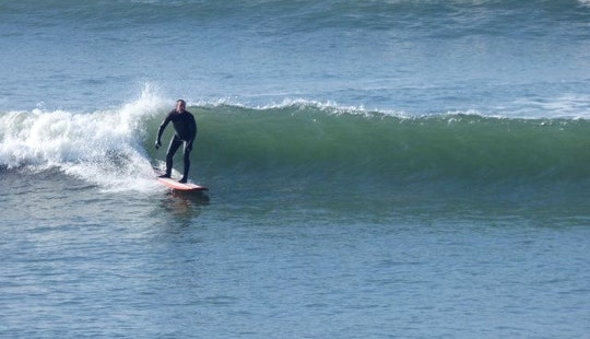 Surf Lessons In Lahinch