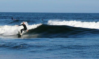 Learn to Surf In Galway