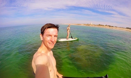 Paddleboard Rental & Lessons In Vejer De La Frontera, Spain