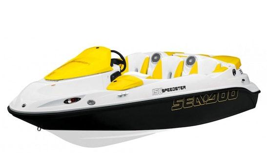 'speedster' 150 Boat Rental In Shawinigan