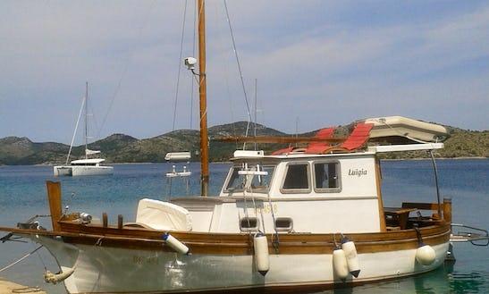 Sailing Cruising Trip In Kornati, Croatia