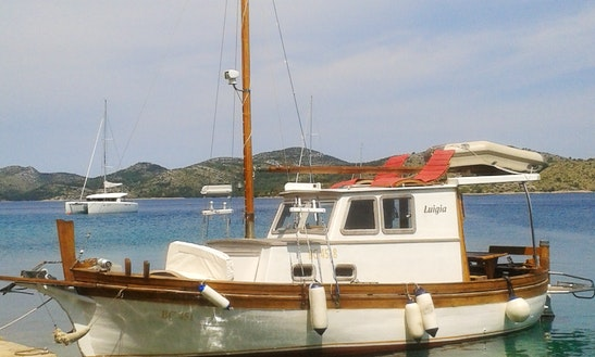 Cruising Trip In Kornati, Croatia
