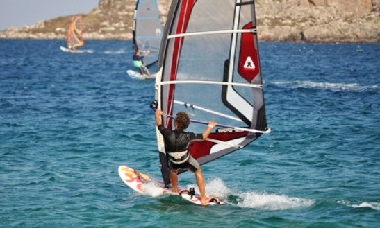Windsurfing, Quinta, Portugal