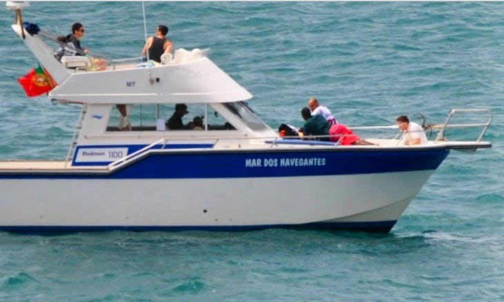 Charter Powerboat for 12 People in Quinta, Algarve, Portugal