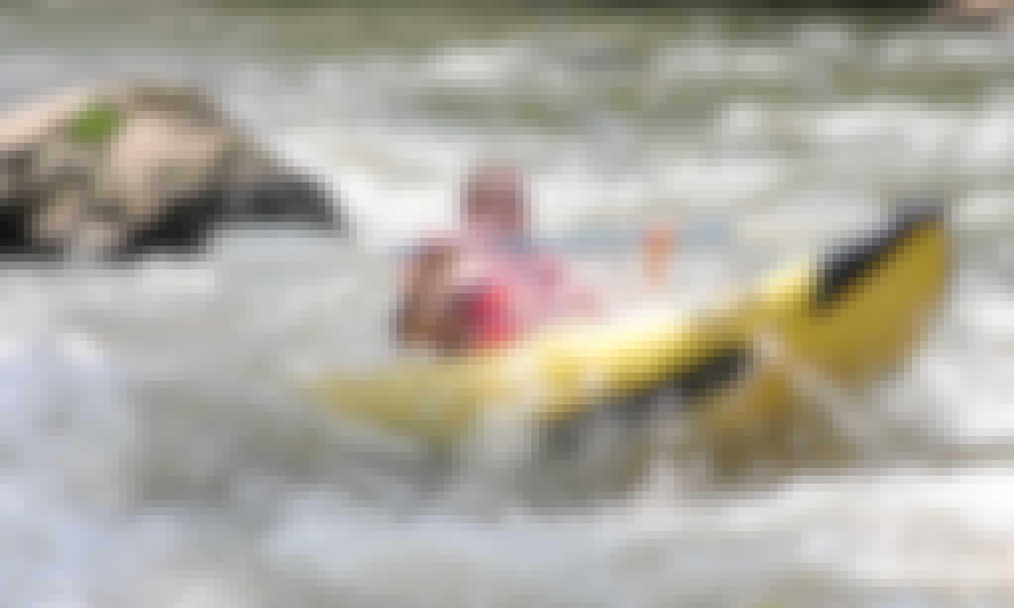 Solo Kayaking in Charleston