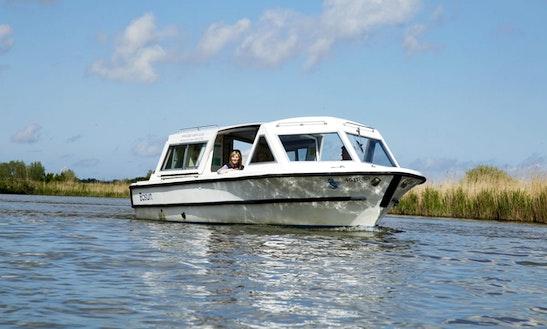 Bosun Boat Charter In Horning