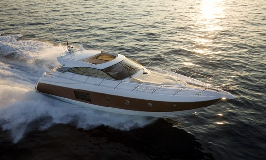 Motor Yacht Rental In Thesprotia