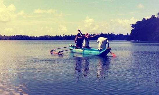 Lagoon Trips In Dodanduwa